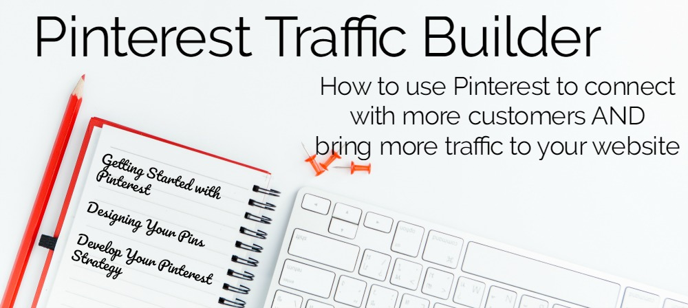 Pinterest Traffic Builder Program